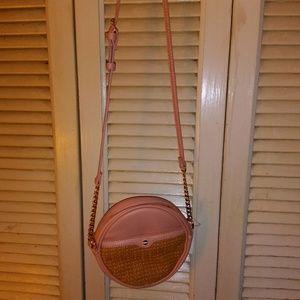 Handbags - Peach cross body purse